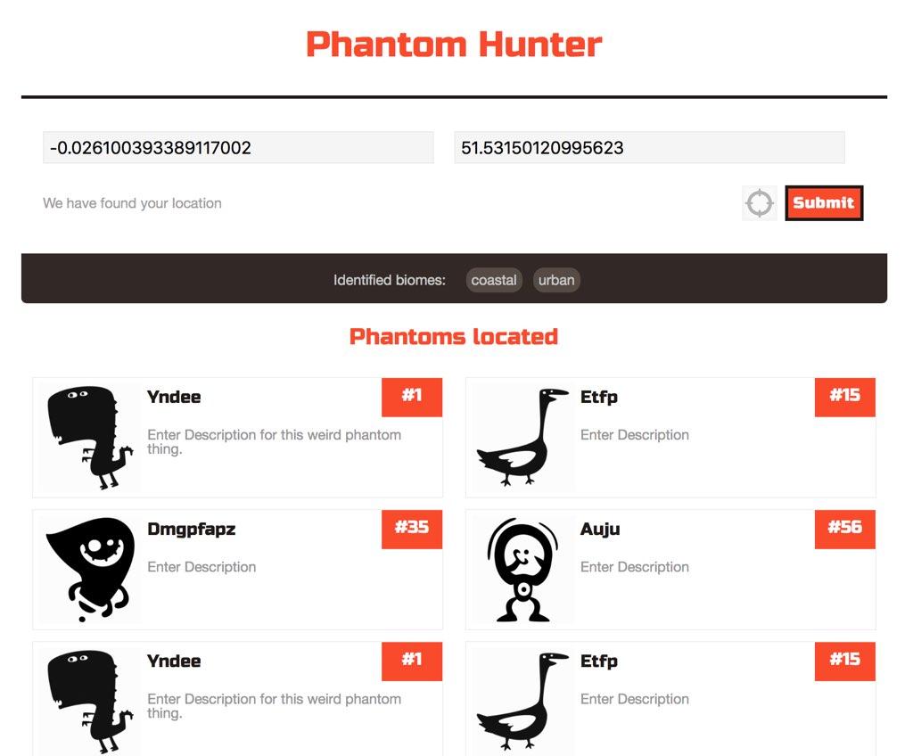 Wisp Hunter Screenshot