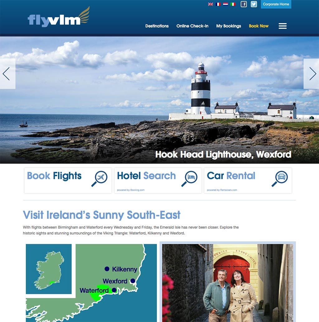 VLM Airlines Campaign