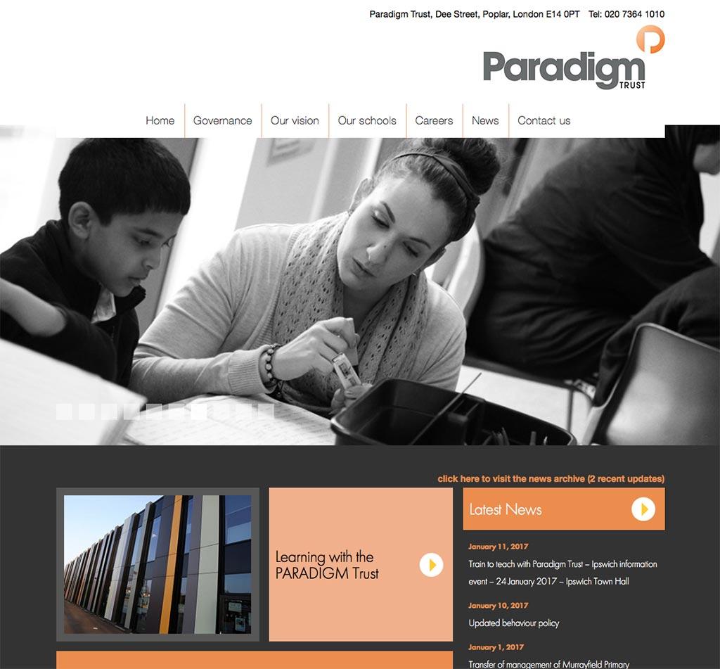 Paradigm Trust